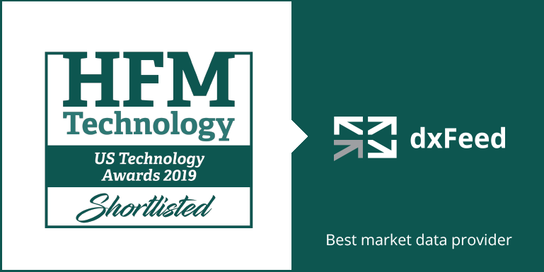 HFM Technology Awards Logo